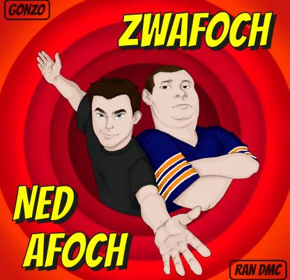 ZNA - zwafoch ned afoch Front Cover